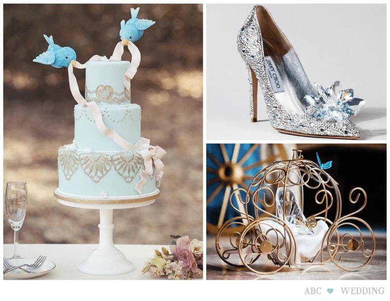 Matrimonio Tema Diamanti : Matrimonio a tema cenerentola