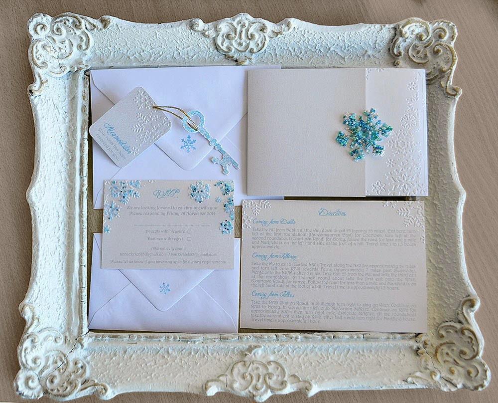 Matrimonio Tema Ghiaccio : Matrimonio a tema natale con frozen