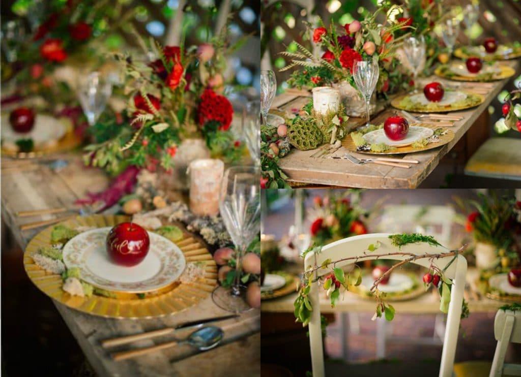 biancaneve-allestimento-tavolo