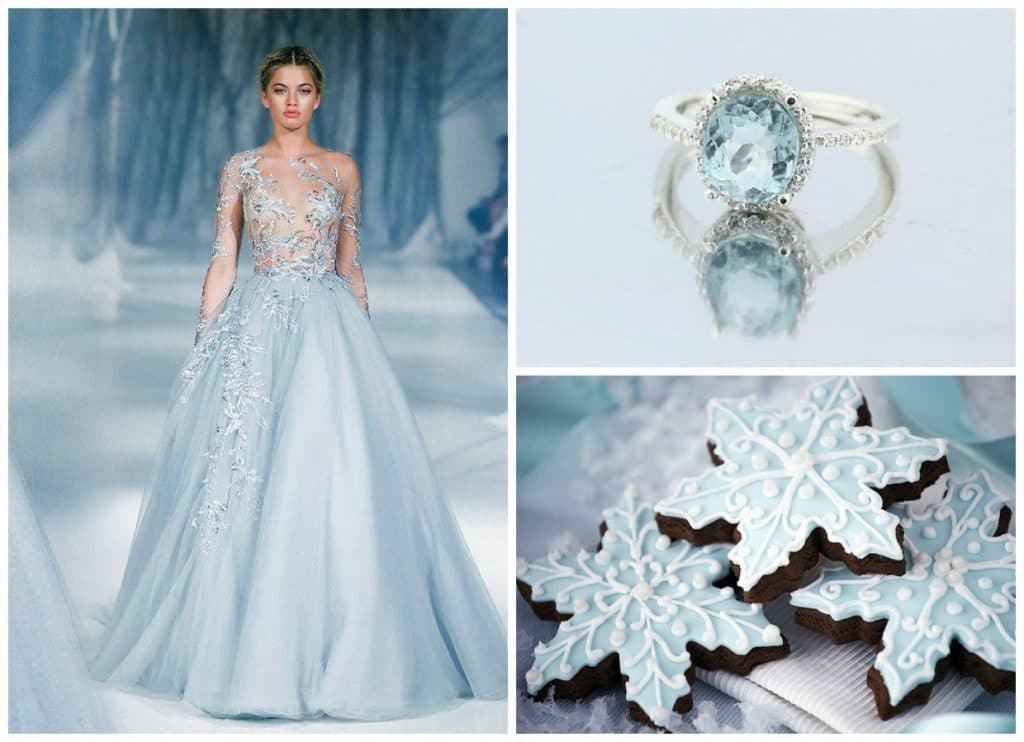 Matrimonio Tema Natale : Matrimonio a tema natale con frozen