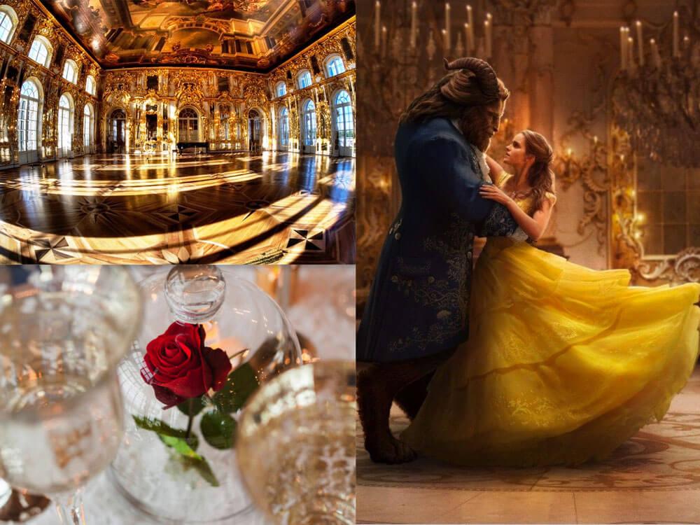 Matrimonio Tema Bella E La Bestia : Abc wedding ispirazioni per matrimoni