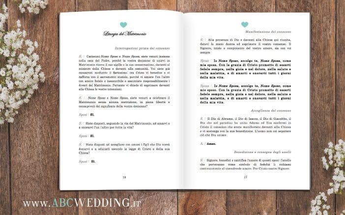 Matrimonio Simbolico Libretto : Libretto messa matrimonio da scaricare gratis
