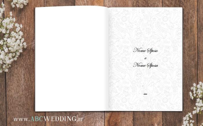 libretto matrimonio da scaricare gratis