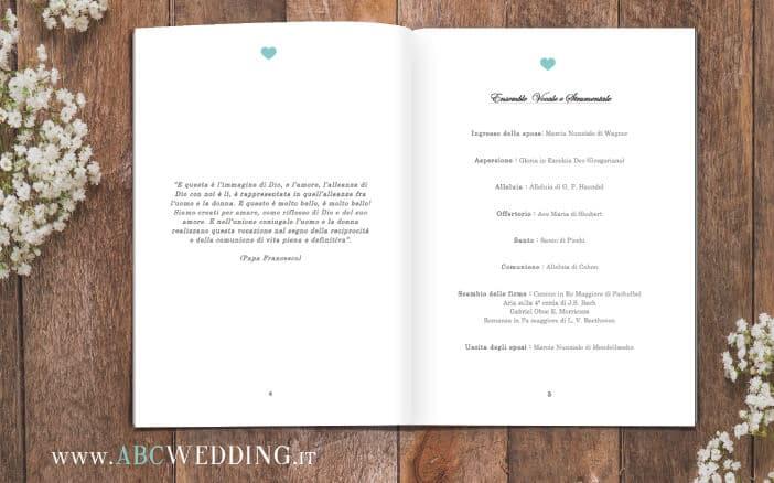 Libretto Messa Matrimonio Rito Romano Da Scaricare : Libretto messa matrimonio da scaricare gratis