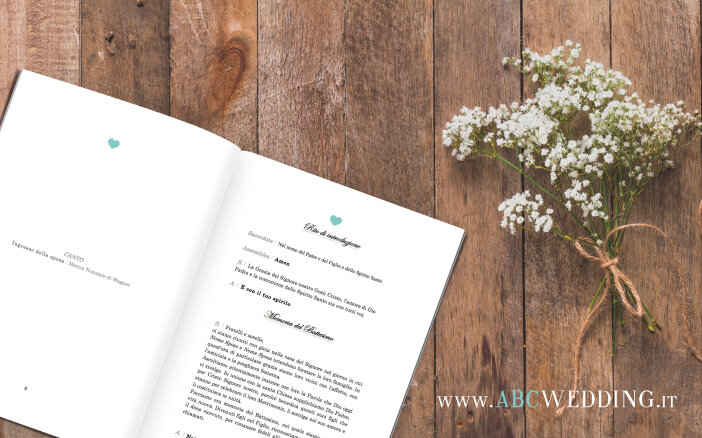 libretto matrimonio gratis